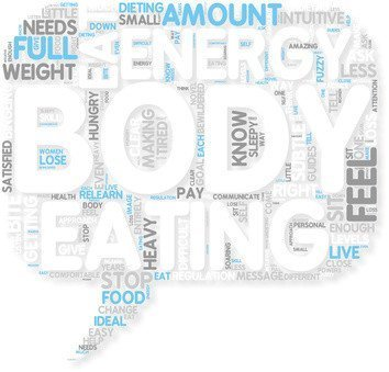 Intuitive Eating: Part 1