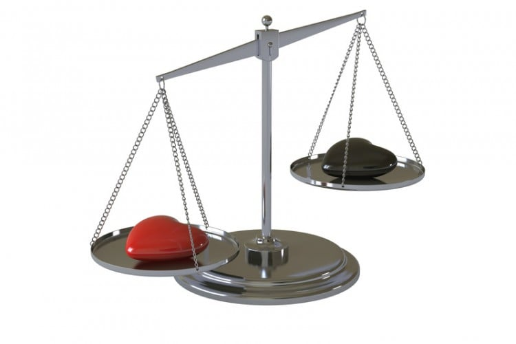 Do you have an unbalanced relationship?