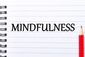 What is mindfulness in DBT