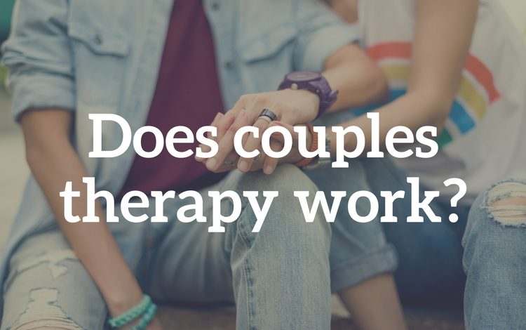 How does couples therapy work?