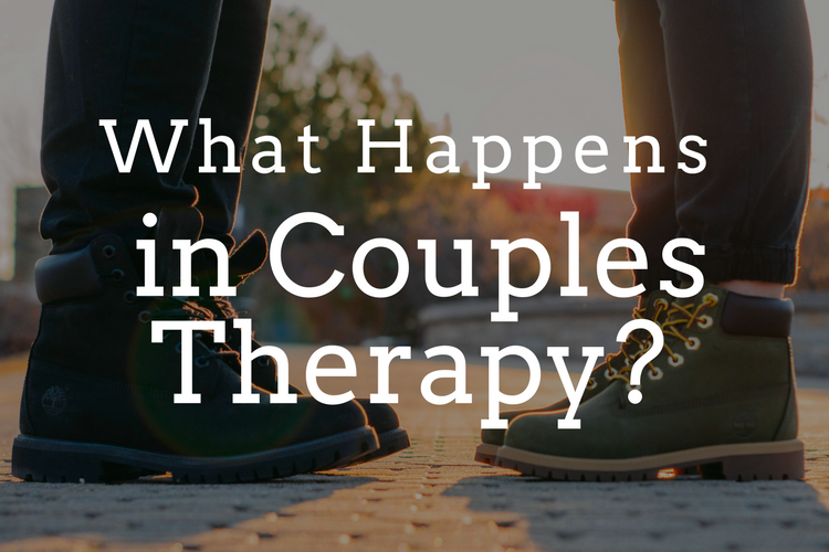 What Happens in Couples Therapy